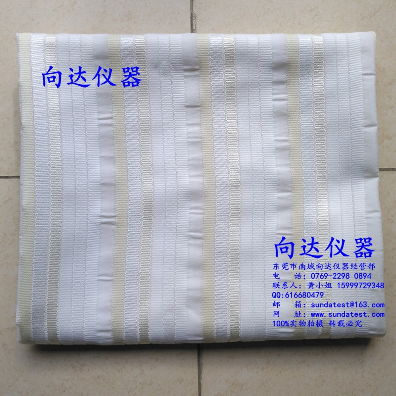 美标Testfabrics 1#多纤布 AATCC No.1#多纤布 美标多纤维布1号